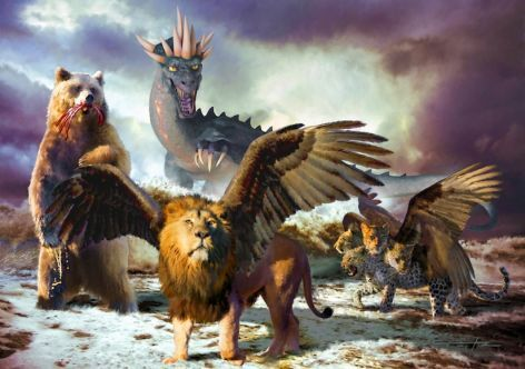 Biblically Prophetic Beasts Are Rising!